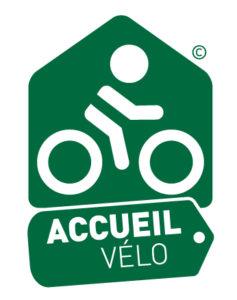 aire d'arrêt vélos à 100m