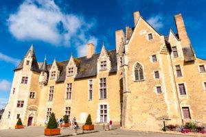 Le chateau du Roi Rene de Bauge